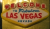 Vegas Sign Cake