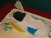 Winged Shoe Cake